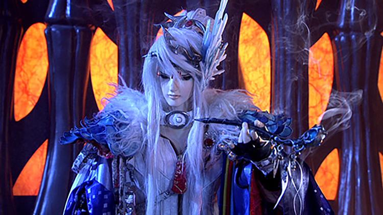 Thunderbolt Fantasy 東離劍遊紀 第08話