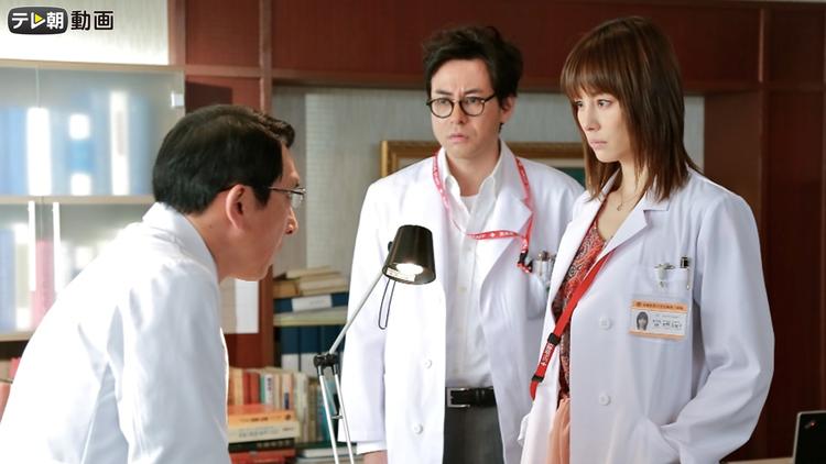 ドクターX -外科医・大門未知子-(2012) 第07話