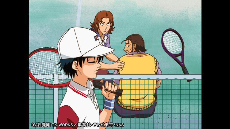 テニスの王子様 第010話